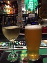 Ordering a cheap chardy at the bar of the Irish pub ... there were no cheap chardies at the fancy Golden Age bar.