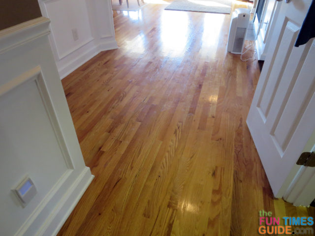 Image Result For How Do You Clean Hardwood Floors Without Damaging Them
