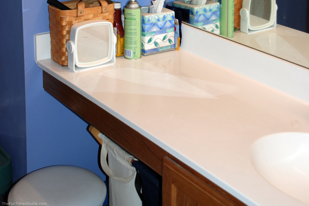 Good How To Clean Marble Countertops Bathroom Vanities Without