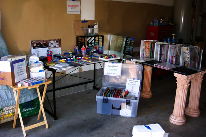 How To Set Up Your Yard Sale Space Amp Display Your Items
