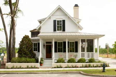 11 Cottage House Plans To Love     Housekaboodle Southern Living House Plans featuring Sugarberry Cottage