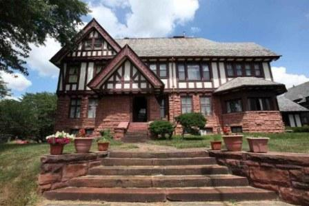 Historic Tudor Style Iowa Mansion Is Steal Of The Week