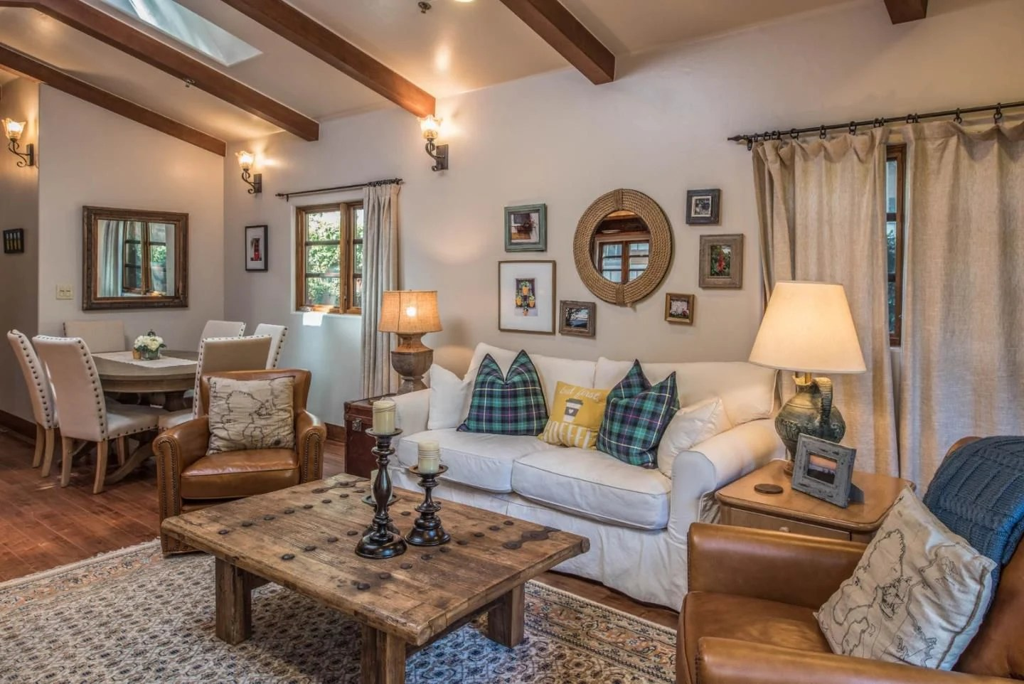 Cottage By The Sea Casa Carmela Is The Cutest Ever