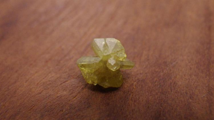 Chrysoberyl Crystal 0.90ct Madagascar_1