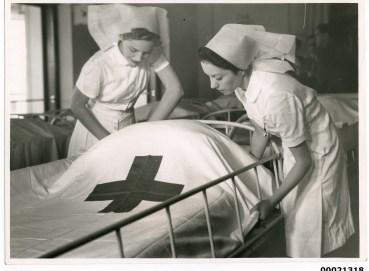 Oranje nurses