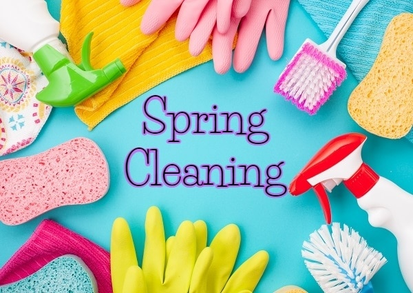 Everything To Know For Spring Cleaning