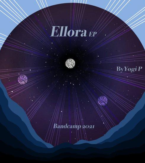Ellora ep cover