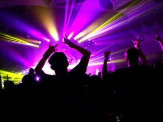 rave party alert