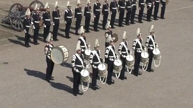 swedish army band