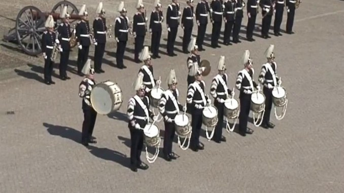 swedish army band