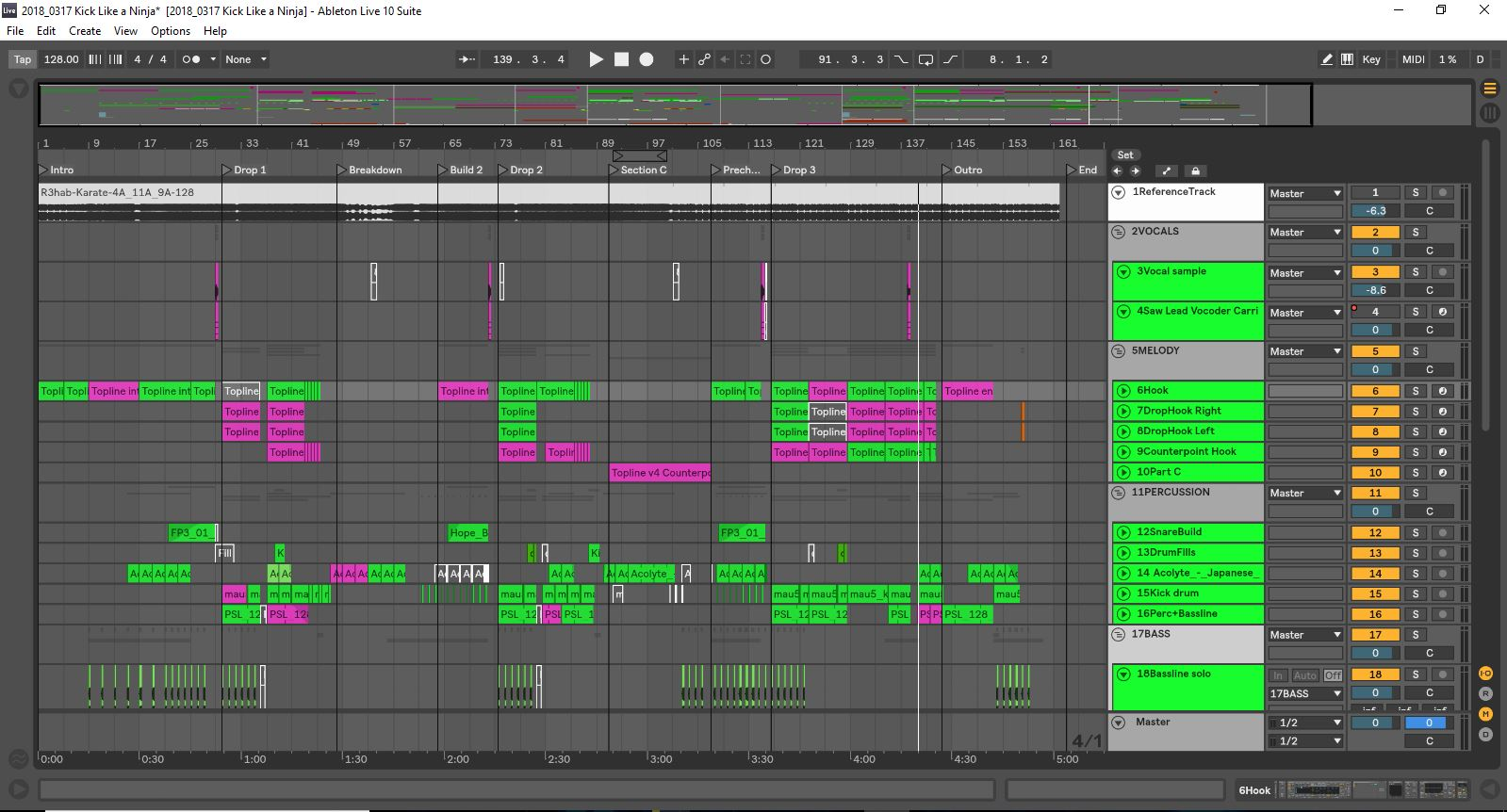 How to stay Organized for Music Producers