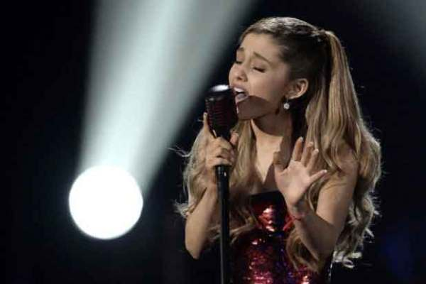 ARIANA GRANDE SET TO PERFORM AT THE NBA ALL STAR GAME