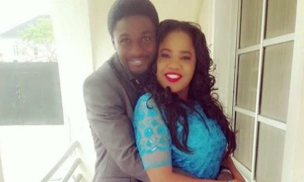 Toyin Aimakhu 11months old marriage to Adeniyi Johnson Crashes