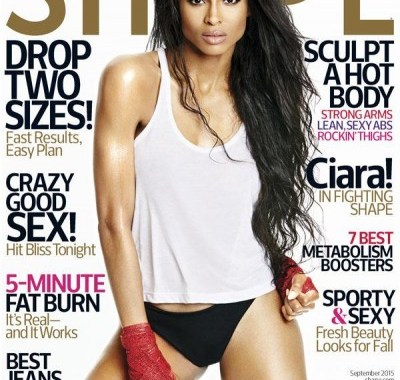 Ciara Covers 'Shape' Magazine, Talks Losing 60 Pounds in 4 Months