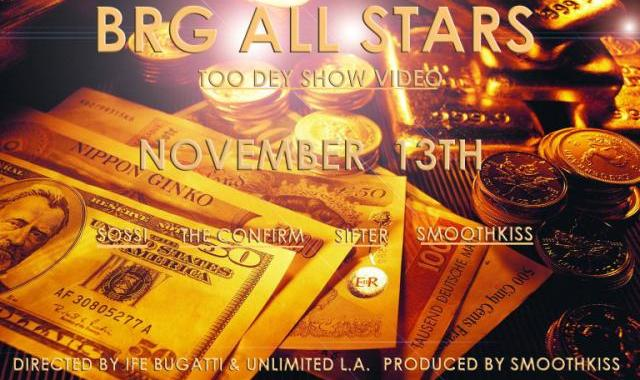 Video: BRG All Stars – Too dey Show