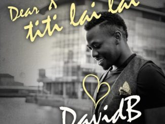 R&B RISING STAR DAVIDB RETURNS WITH 'TITI LAI LAI'