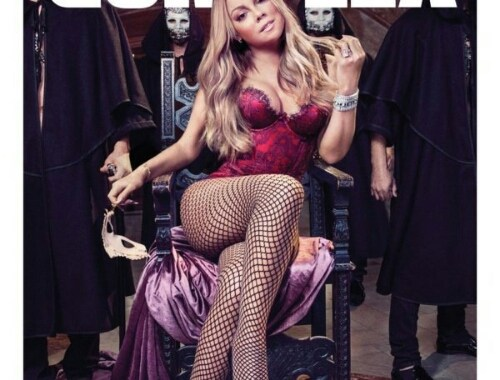 "eNEWS: Mariah Carey Covers 'Complex,' Talks Upcoming Docu-Series, ""Sweet Sweet Fantasy Tour"""