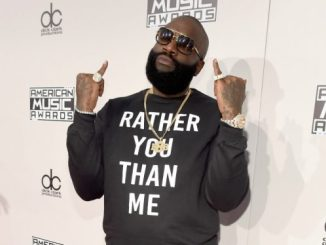 "Rick Ross Prepares 9th Studio Album ""Rather You Than Me"""