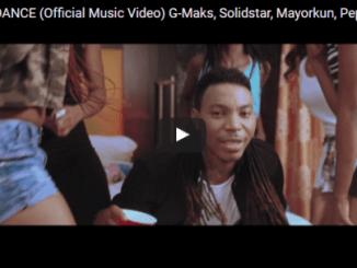 """VIDEO: G-Maks – """"Oya Dance"""" f"""