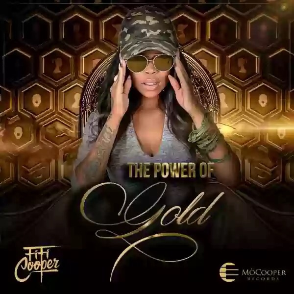 """Download MP3: FIFI COOPER – """"POWER OF GOLD"""""""
