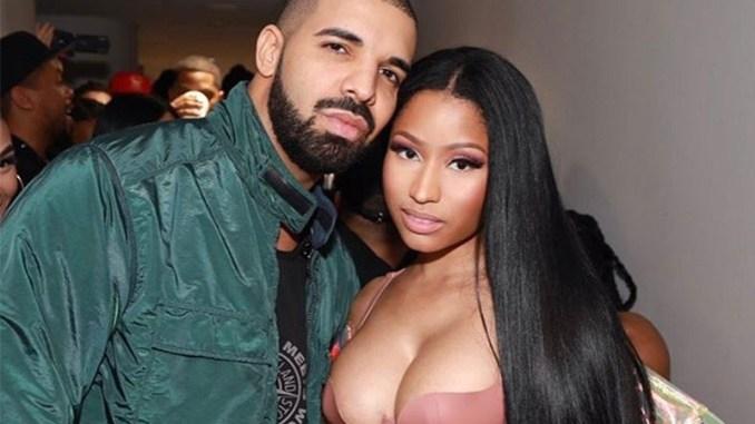 Drake & Nicki Minaj Perform Together In Paris