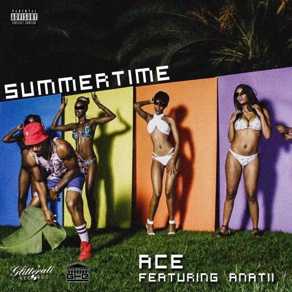 """Download MP3: Ace – """"Summertime"""" ft Anatii"""