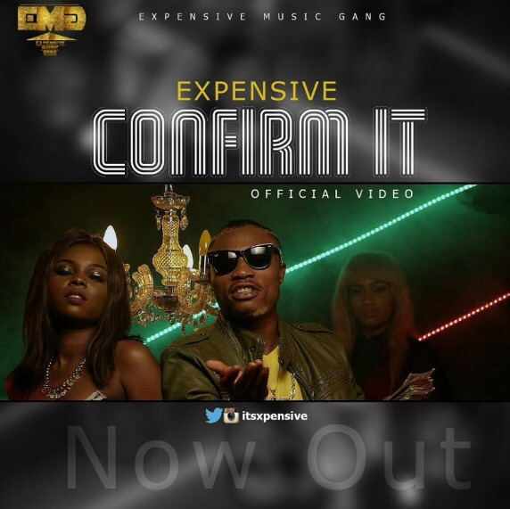 VIDEO: Expensive ft. Solidstar - Confirm it