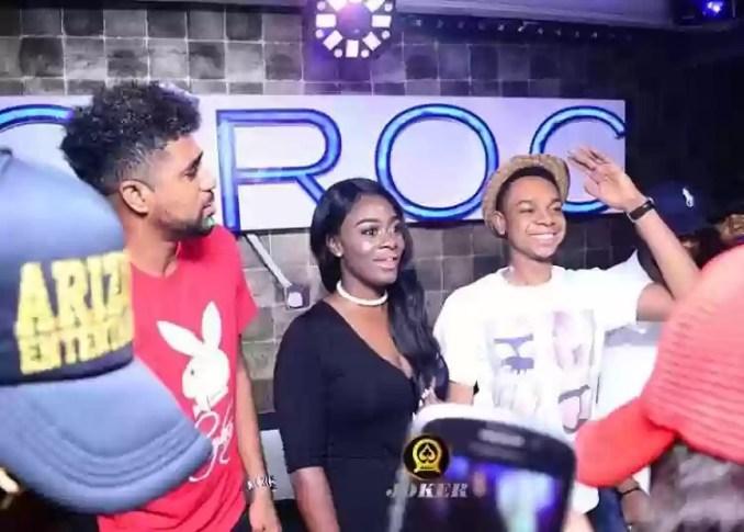 Photos: TTT, Miyonse & Uriel At Club Joker Last Night
