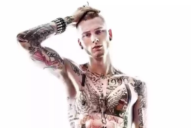 Download MP3: Machine Gun Kelly – Let You Go
