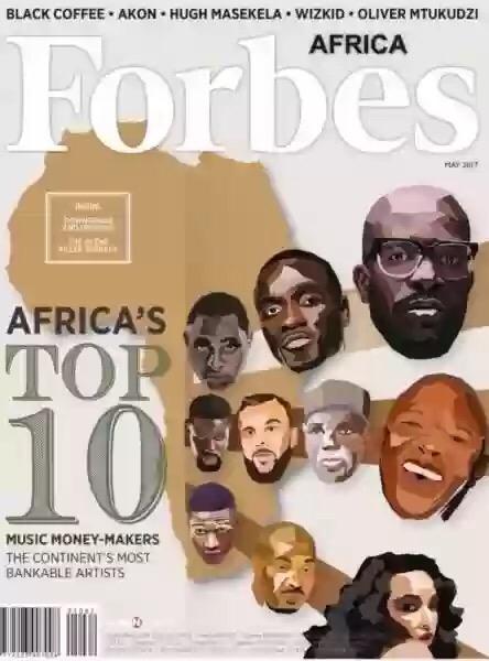 Wizkid, Don Jazzy Top 10 Forbes Richest African Musicians List 2017