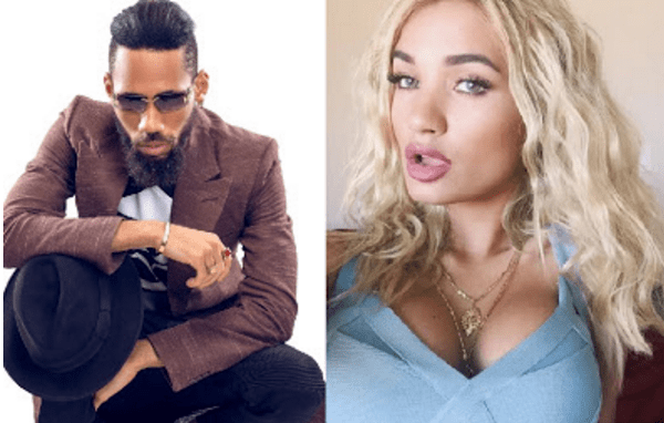 AMERICAN SINGER PIA MIA ACCUSED OF STEALING SONG FROM PHYNO