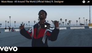 VIDEO: MURA MASA FEAT. DESIIGNER – 'ALL AROUND THE WORLD'