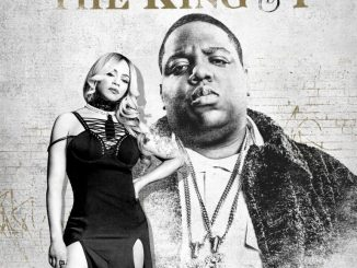 Download Album: Faith Evans x Notorious B.I.G. - 'The King & I'