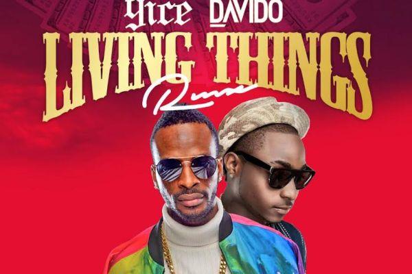 9ICE - LIVING THINGS REMIX FT DAVIDO