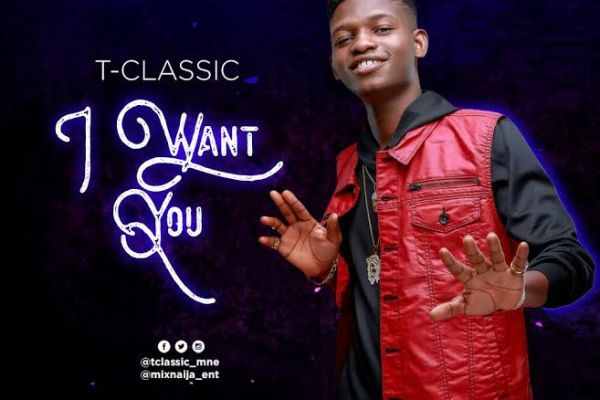 "T-Classic - ""I Want You"""