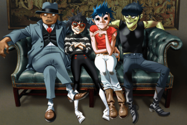Gorillaz – Sleeping Powder mp3 download