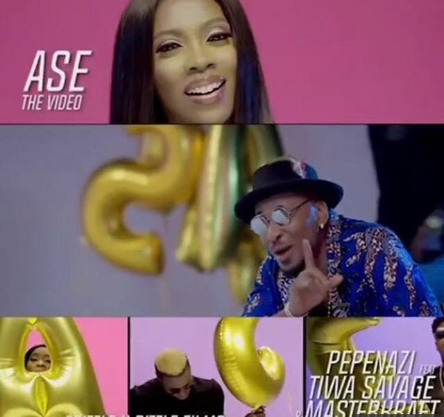 VIDEO: Pepenazi ft. Tiwa Savage & Masterkraft – Ase