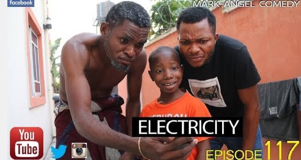 Comedy Video: Mark Angel Comedy: ELECTRICITY Episode 117