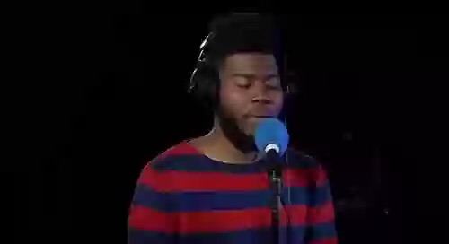 Watch Khalid Cover Frank Ocean's