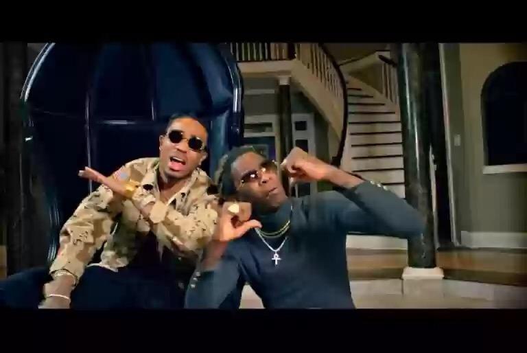 Download MP3: Young Thug – You Said Ft Quavo