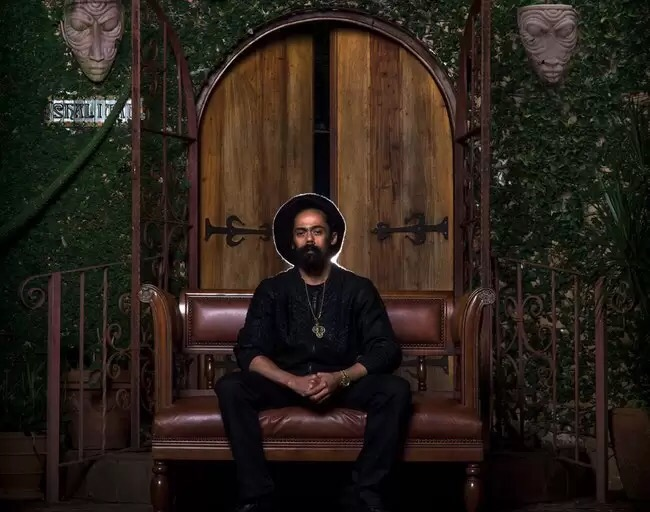 """Download Download Album: Damian """"Jr. Gong"""" Marley – Stony Hill"""