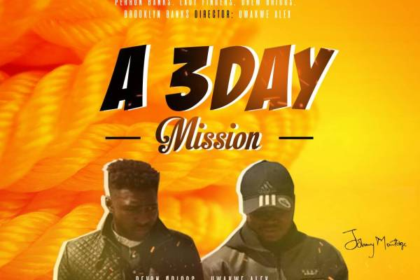 MOVIE TRAILER: A 3DAY MISSION