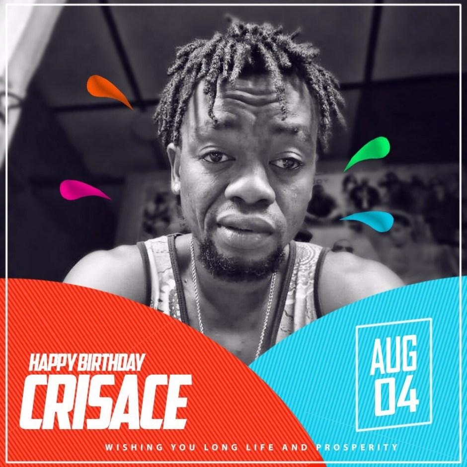Happy Birthday Crisace