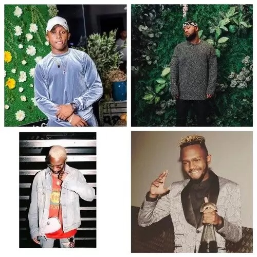 Download Junior De Rocka Ft. Cassper Nyovest, Riky Rick & Kwesta – Been Thinking (Remix)
