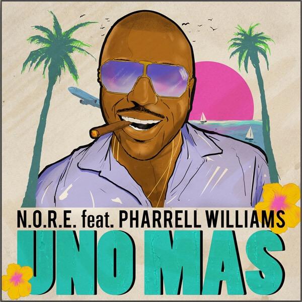 Download Noreaga ft Pharrell Williams - Uno Mas MP3