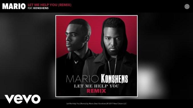 Download Mario Ft. Konshens - Let Me Help You Remix