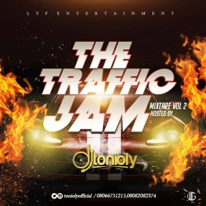 DJ Tonioly – Traffic Jam Mixtape (vol.2)