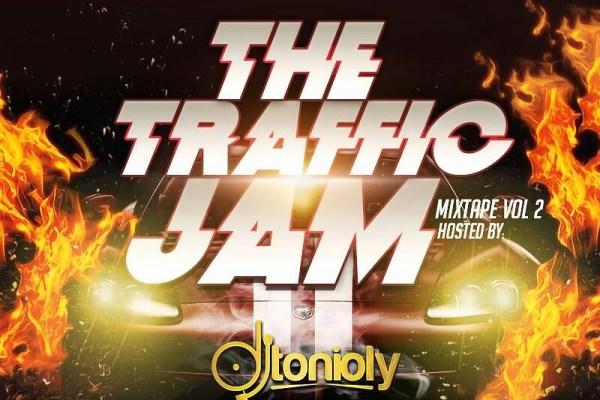 DJ Tonioly – Traffic Jam Mixtape (vol.2)