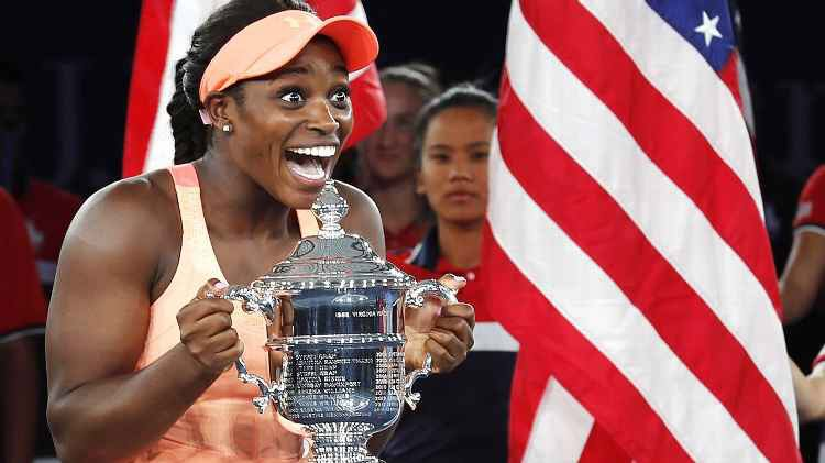 Sloane Stephens Wins U.S. Open 2017