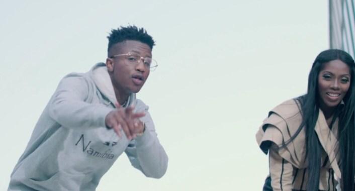 Video: Emtee Ft. Tiwa Savage – Me And You